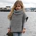 Aura Pullover pattern