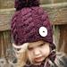 Roxie Hat pattern