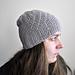 Spiralis Hat pattern