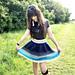 Easy as 1 2 3 Skirt pattern