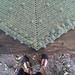 September Forest Shawl pattern