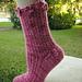 Daydreamer Socks pattern