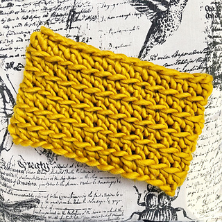 Featured in Wool & the Gang's Crazy Sexy Wool (Mustard Sally) - Design 2