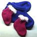 Fuzzy Feet Redux pattern
