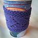 Teacher's Pet Coffee Cup Sleeve pattern