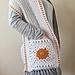 Hip Granny Pocket Shawl pattern