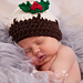 Christmas Pudding Hat pattern