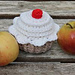 Cupcake Apple Cozy (Cosy) pattern