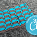Crescent Moon Cowl (dropped chevron) pattern