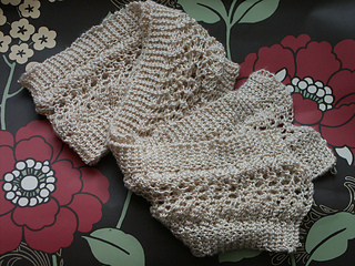 Easy Lace Scarf - Silk