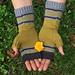 Nebbia Fingerless Gloves pattern