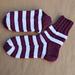 Simple socks pattern