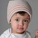 Scrunchie Baby Hat pattern