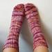 Easy Peasy Socks pattern