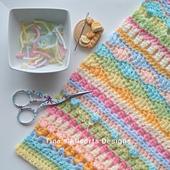 Tina's Allsorts Designs,  the Allsorts Blanket