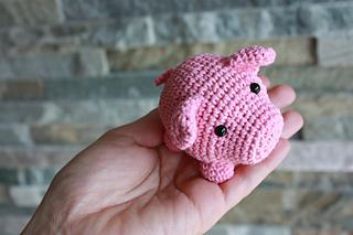 free pig amigurumi patterns Archives ⋆ Crochet Kingdom (8 free ...   213x320