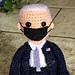 Joe Biden Doll Pattern pattern