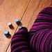 Lucky Stripes Socks pattern