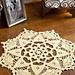 Starshine Doily pattern