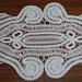 Bruegger Haekelei pattern