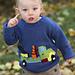 Truck Sweater pattern