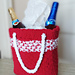 Knitted Gift Bag pattern