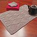 Textured Escher Towel and Cloth Set pattern