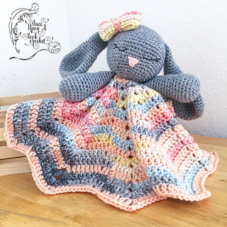 Bunny Pillows Free Crochet Pattern | Free Crochet Patterns | 320x320