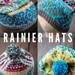 Rainier Hats pattern