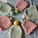 Crochet Egg Cosy pattern