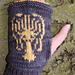 Game of Thrones: House Greyjoy Mitts Kit pattern