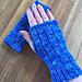 DK Treasures Wrist Warmers pattern