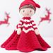 Christmas Elf lovey pattern