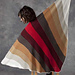 5405A Moving Stripe Triangle Shawl pattern