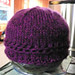Quick and Easy Baby Hat (Now in the Round!) pattern