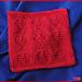 Love Day Washcloth pattern