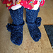 Mountain Chalet Boot Slippers pattern