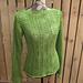 Lace Wings Knit Tunic pattern