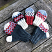 Solstice Mittens For Five pattern