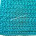 Star stitch wash/dishcloth pattern