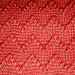 Puff Stitch Chevrons Tunisian Afghan Square pattern