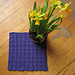 Bamboo Sprout Washcloth pattern