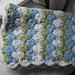 Snuggle Blanket pattern