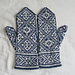 Egyptian Mittens pattern