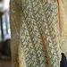 Rose Trellis Lace Shawl pattern