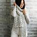 Affirmations Scarf pattern