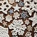 Everlasting Snowflakes pattern