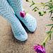 Mudéjar Toe Up Socks pattern