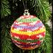 Christmas Ball Ornaments pattern
