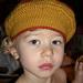 Super simple tam/beret for kids pattern